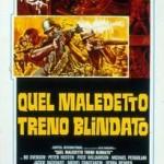 poster Film Acel blestemat tren blindat