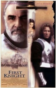 poster Film Cavalerii mesei rotunde - First Knight