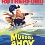 poster film Murder Ahoy - Crimă pe mare 1964