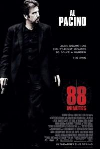 poster Film 88 de minute - 88 Minutes