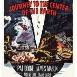 poster film Calatorie spre centrul pamantului - Jules Verne