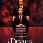 poster film The Devil's Advocate - Avocatul Diavolului 1997