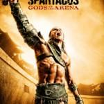 poster film serial Spartacus Zeii arenei - film online