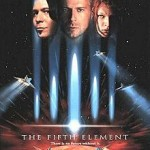 poster Film - Al cincilea element (1997 - The Fifth Element