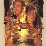 poster Film - Insula secretelor (1995) - Cutthroat Island
