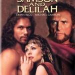 poster Film - Samson and Delilah - Samson si Dalila (1996)