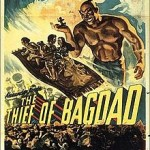 poster Film - The Thief of Bagdad - Hotul din Bagdad (1940)