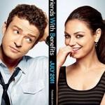 poster Film - Prietenie cu folos - Friends With Benefits (2011)
