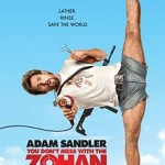 poster Film - You Don't Mess with the Zohan - Nu te pune cu Zohan (2008)