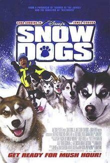 poster Film - Snow Dogs - Cainii zapezii (2002)