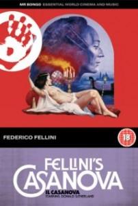 poster Film - Il Casanova di Federico Fellini (1976)
