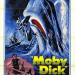 poster Film - Moby Dick - Moby Dick (1956)