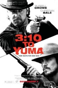 poster Film - Drumul dreptatii - 3 10 to Yuma (2007)