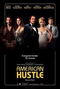 poster Film - Teapa in stil american - American Hustle (2013)
