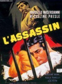 poster Film - Asasinul - L'Assassino - The Assassin (1961)