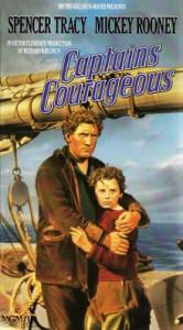 poster Film - Capitanul marilor - Captains Courageous (1937)