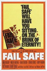 poster Film - Decizie limita - Fail-Safe (1964)