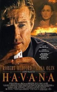 poster Film - Havana (1990) - subtitrat