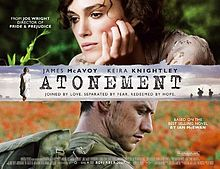 poster Film - Remuscare - Atonement (2007)