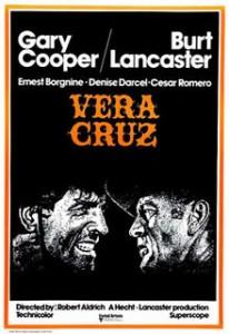 poster Film - Vera Cruz (1954) - subtitrat