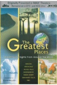 poster Documentar - Tinuturi miraculoase - The Greatest Places (1998)