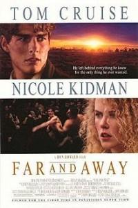 poster Film - Departe, departe - Far And Away (1992)