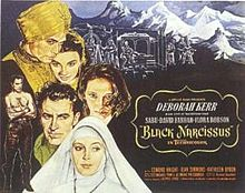 poster Film - Narcisa neagra - Black Narcissus (1947)