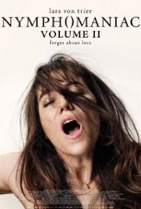 poster Film - Nimfomana - Nymphomaniac Vol.I & II (2013)