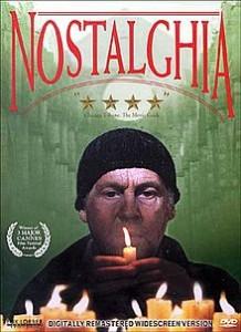 poster Film - Nostalgia - Nostalghia (1983)