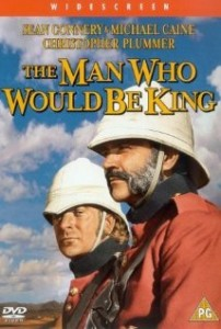 poster Film - Omul care voia a fie rege - The Man Who Would Be King (1975)