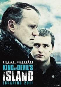 poster Film - Regele de pe Insula Diavolului - King of Devil's Island (2010)