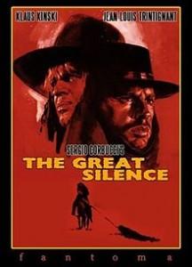 poster Film - The Great Silence - Il grande silenzio (1968)