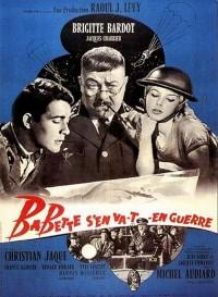 poster Babette s'en va-t-en guerre (1959)