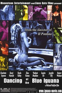 poster Dancing At The Blue Iguana (2000)