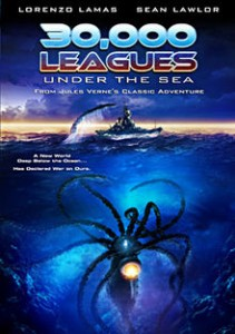 poster Film - 30.000 de leghe sub mari