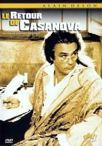 poster Film Le retour de Casanova (1992)