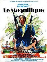 poster Film - Magnificul - Le magnifique (1973)