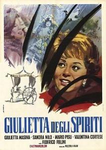 poster Giulietta degli spiriti (1965)