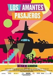 poster Los Amantes Pasajeros (2013)
