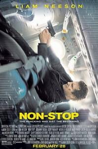 poster Non-Stop (2014)
