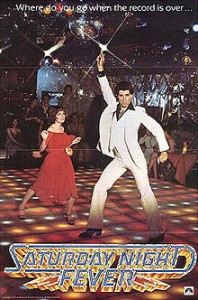 poster Saturday Night Fever (1977)