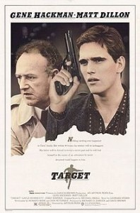 poster Target (1985)