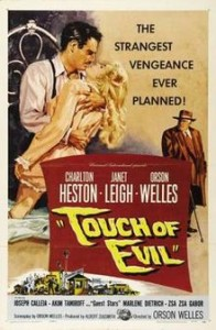 poster Touch of Evil (1958)