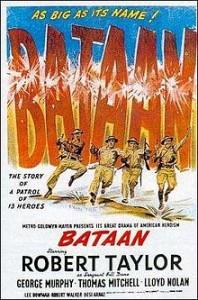 poster Bataan (1943)
