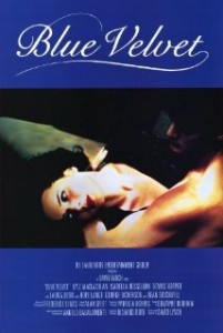 poster Blue Velvet (1986)
