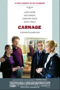 poster Carnage (2011)