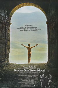 poster Fratello sole, sorella luna (1972)