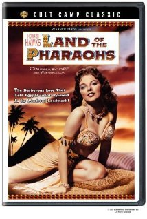 poster Land of the Pharaohs (1955)