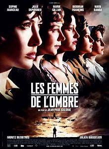 poster Les femmes de l'ombre (2008)