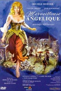 poster Merveilleuse Angélique (1965)